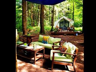 Tentrr Signature Site - Camp Beaver