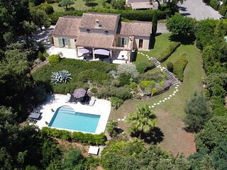 Villa Valbonne - Private pool sleeps 6