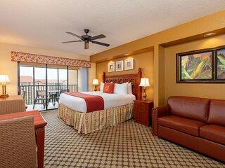Studio Suite Near Disney & Sea World w/ Resort Pool, Hot Tub, Dining & WiFi