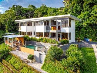 Horizon Lodge, Appartement avec terrasse et vue sur le Pacifique