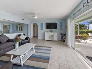 Portside 10-2 BD-First Floor-Waterview/Pool/Paved Path to the Beach-Walk to Rest