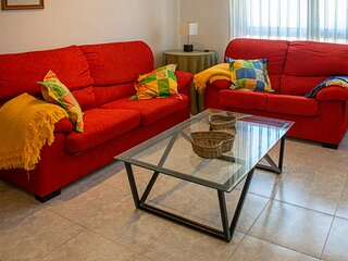 Awesome apartment in Benicassim with 4 Bedrooms (EBA195)