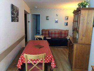 Appartement type 2 pièces 8 personnes, résidence Mongie Tourmalet