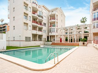 Stunning apartment in El Albir/Alfaz del Pi with WiFi, Outdoor swimming pool and