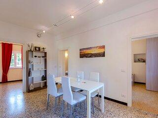 La Casa Rosa, apartment 85 mq 2b/1b with parking and garden