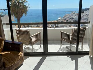 Cerro Branco Albufeira sea-view apartment - close proximity to beach and town