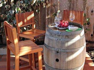 Spa, Bocce, BBQ Kitchen, Wineries