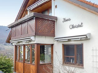 Beautiful apartment in Bad Urach with WiFi and 1 Bedrooms (DSW101)