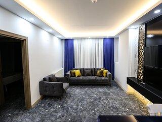 Daily Weekly Rental Apart - Gunluk HaftalIk KiralIk daire 1+1 BakIrkoy Istanbul