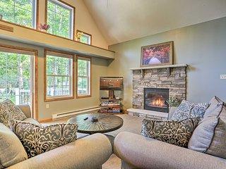 Pocono Family House w/ Hot Tub: Near Ski Resorts!
