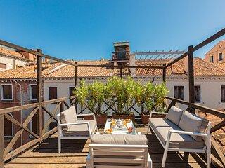 Ca' Romantica Terrace
