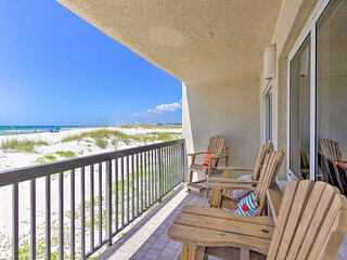Oceanfront PCB Retreat w/ Resort-Style Amenities!