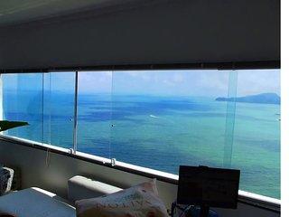 Loft- Ilha Porchat - Perfeito para casal !