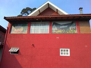 Campos do Jordao - Pousada Familiar - Casa da Dine