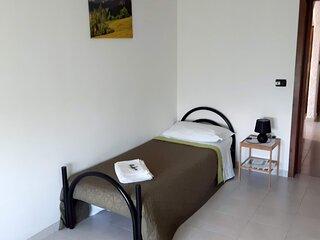 Tolasudolsa R&B-Camera Single Track, Singola con bagno privato esterno a fianco
