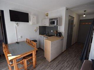 Appartement 6 personnes 200 mètres de pistes