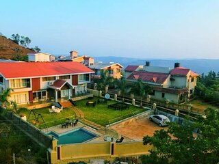 6BHK Lakha villa Panchgani
