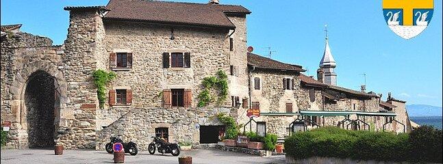 Village médiéval YVOIRE