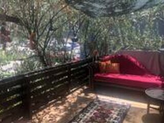 2BR Central House with Garden in Cesme