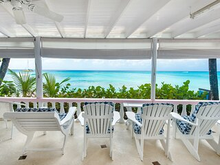 Beachfront Tropical Retreat - Belair