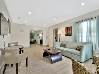 Perfect 4/2 near Airport for groups and families