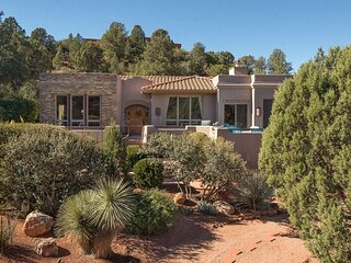 Luxury Home with Private Pool and Spectacular Red Rock Views!! - Cypress S077  L