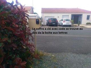 Maison 6/8 personnes, 5 Km du Puy du Fou
