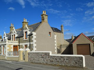 The View, 3-Bed Cottage, Findochty, Buckie, Moray