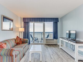 Renovated Oceanview condo at Boardwalk Resort