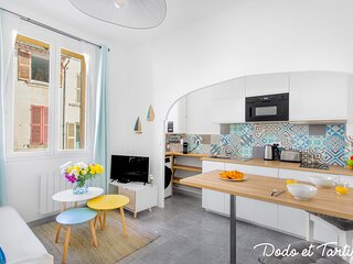 Fantastic 1 bedroom in the heart of Mourillon - Dodo et Tartine