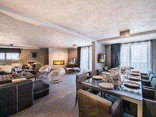 Abonda : Grand appartement raffiné et design