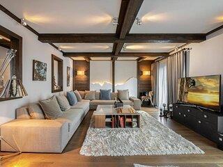 4807 -1 : Luxueux et grand appartement tout confort