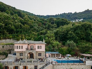 Elysian Boutique House | Private Sea View Villa In Pelion