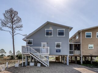 Stunning oceanfront home w/ beach access and spacious patio!