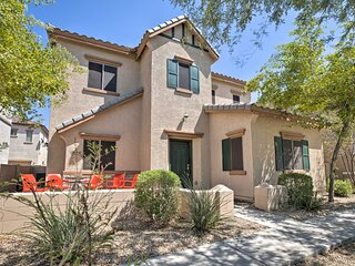 NEW! AZ Home w/Smart TV, AC, Kitchen & Pool Access