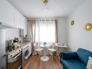 Magnifique appartement tout équipé proche Paris - centre Drancy