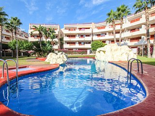 Amazing apartment in Nucleo Orihuela-Costa with Outdoor swimming pool, WiFi and