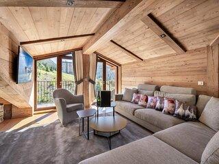 Magnifique appartement familial neuf  avec vue sur la montagne