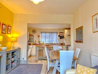 Panoramic views from stunning and quirky 3 bed House Central Snowdonia