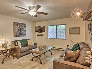 NEW! Stylishly Revamped Black Hills Condo in Lead!