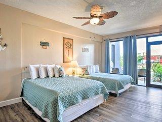 Cozy Daytona Beachfront Condo w/ Resort Amenities!