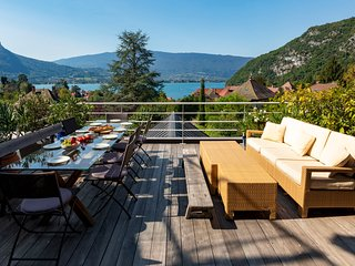 Talloires Bay View Terrace House