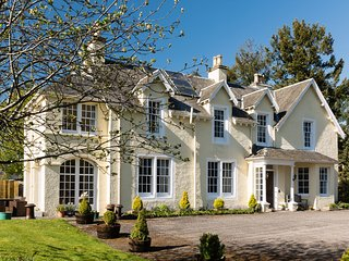 Ptarmigan House, Blair Atholl