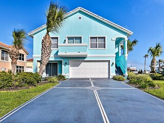 NEW! Coastal Retreat w/Private Ormond Beach Access