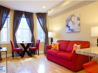 The Red Suite/Adams Morgan condo
