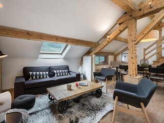 Cimes 5 - Tres bel appartement situe dans le centre de Meribel