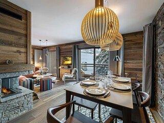 Parc Alpin 203: appartement neuf dans résidence de standing