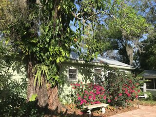 1920s Cottage Under The Oaks