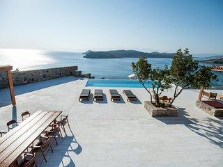 An Iconic SeaView Luxury Villa Gina