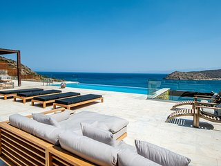 An Iconic SeaView Luxury Villa Dimitra